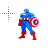 Captain America thumbs up normal select.ani Preview