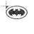 Batman Bling Logo normal select.ani Preview