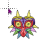 Legend of Zelda Majoras Owl Mask normal select.ani Preview