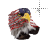 bald eagle left select.ani Preview