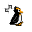 penguin spin diag resize left.ani Preview