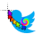 Twitter bird normal select Preview