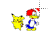 Woody Woodpecker & Pikachu left select.ani Preview