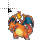 charizard cursor.ani Preview