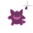 Gengar Pokémon left select.ani Preview