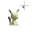 Mimikyu Pokémon II left select.ani Preview