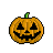 Jack-o'-lantern precision select.ani Preview