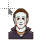 Michael Myers III normal select.ani Preview