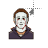 Michael Myers III left select.ani Preview