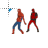 Spideypool dance normal select.ani Preview