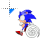 Sonic the Hedgehog Working.ani Preview
