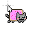Nyan Cat II normal select.ani Preview