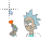 Rick normal select.ani Preview