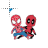 Spider-Man & Deadpool I normal select.ani Preview