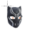 Black Panther mask II normal select.ani Preview