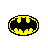 Batman Logo.ani Preview
