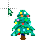 Xmas tree 8-bit normal select.ani Preview