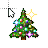 Xmas tree 8-bit II normal select.ani Preview