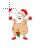 flasher Santa normal select.ani Preview