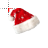 Santa Hat normal select.ani Preview