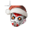 Santa Voorhees II normal select.ani Preview