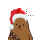 Chewbacca Claus left select.ani Preview