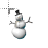 Snowman dance normal select.ani Preview