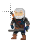 Geralt 8-bit normal select.ani Preview