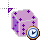 purple dice working.ani Preview