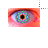 trippy eye left select.ani Preview