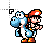 yoshi & baby mario normal select.ani Preview