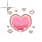 pink_heart_icon .ani Preview