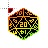 D20 Rainbow 2.ani Preview