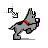 dog diagonal resize right.ani Preview