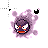 Gastly loading.ani Preview