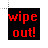 wipe out lowercase busy.ani Preview
