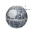death star float II left select.ani Preview