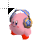 Kirby Dancing Cursor!.ani Preview