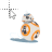 BB-8 II normal select.ani Preview