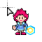 Kumatora working 1.ani Preview