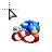 Sonic 7.ani Preview