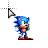 Sonic 10.ani Preview