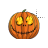 Jack O' Lantern left select.ani Preview