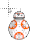 BB-8 normal select.ani Preview
