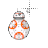 BB-8 left select.ani Preview