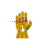 The Infinity Gauntlet II link select.ani Preview