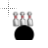 Bowling busy cursor .ani Preview