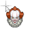 Pennywise normal select.ani Preview