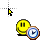 WiB Bounce Smiley.ani Preview