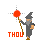 Gandalf Thou Shall Not Pass! (not available cursor).ani Preview